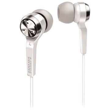 PHILIPS SHE8500入耳式耳機-白(SHE8500WT)