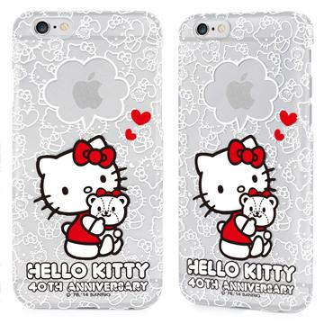 Garmma Hello Kitty iPhone 6保護殼-擁抱A /(1個)(IK6-1CA2)