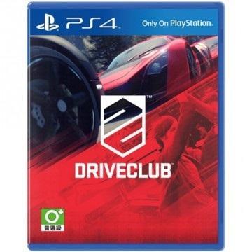 PS4-駕駛俱樂部 中文版(PCAS-00001)