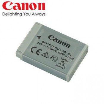 CANON NB-13L原廠數位相機電池(NB-13L)
