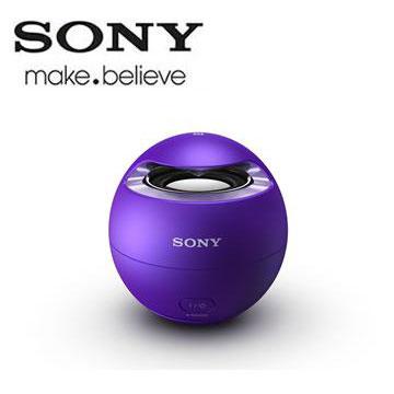 SONY NFC/藍牙揚聲器 SRS-X1/V(紫)(SRS-X1/V(紫))