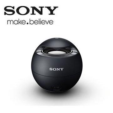 SONY NFC/藍牙揚聲器 SRS-X1/B(黑)(SRS-X1/B(黑))