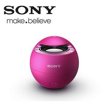 SONY NFC/藍牙揚聲器 SRS-X1/P(粉紅)(SRS-X1/P(粉紅))