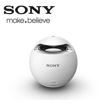 SONY NFC/藍牙揚聲器 SRS-X1/W(白)(SRS-X1/W(白))