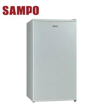 聲寶95公升單門冰箱