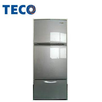 【福利品展示機】東元477公升1級變頻三門冰箱