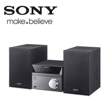 SONY NFC/藍牙組合音響(CMT-SBT40D)