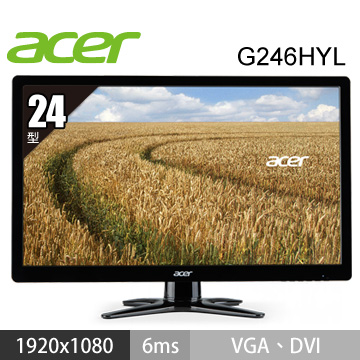 【福利品】【24型】ACER G246HYL IPS
