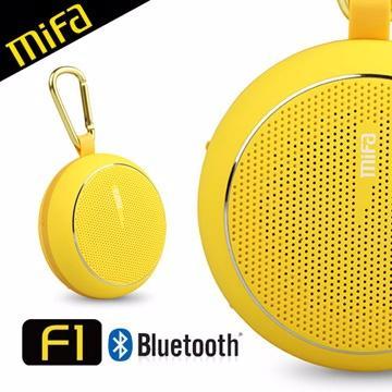MiFa 蓝牙扬声器 F1-YE(莱姆黄)(F1-YE(莱姆黄))