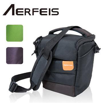 AERFEIS 阿爾飛斯 NR2槍包  紫(微單眼適用 紫)