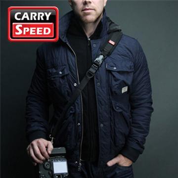 CARRY SPEED 速必達 黑色相機背帶(FS-2 Black Exlition)