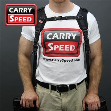 CARRY SPEED 速必達 雙肩相機背帶(雙肩相機背帶)