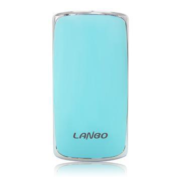 【6000mAh】LANBO 行動電源-水藍(0601-KMV-水藍)