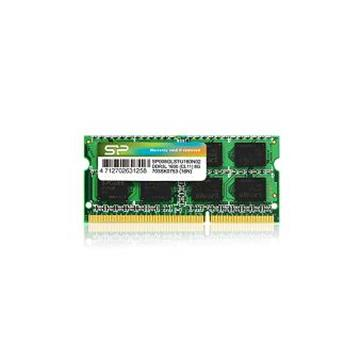 【8G】Silicon Power SO-Dimm DDR3L-1600(SP008GLSTU160N02)
