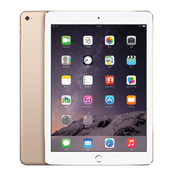 【128G】iPad Air 2 Wi-Fi 金色(MH1J2TA/A)