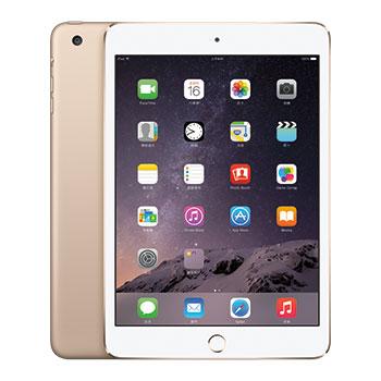 iPad mini 3 Wi-Fi 128GB GOLD(MGYK2TA/A)