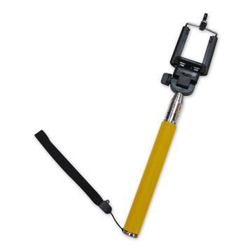 MONOPOD手機專用自拍棒-黃(Z07-1黃)