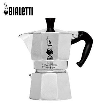 Bialetti 經典摩卡壺(MOKA)-3杯份(0001162)