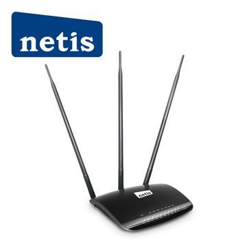 netis WF2409HP旗艦黑極光無線寬頻分享器(WF2409HP)