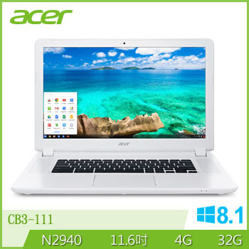 ACER Chrome BOOK(CB3-111-C3VG)