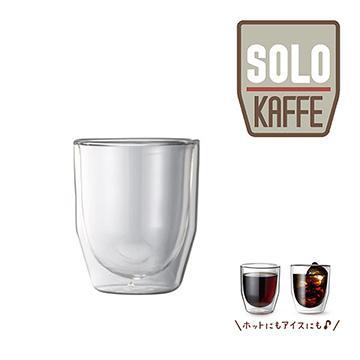 recolte Solo Kaffe 雙層耐熱玻璃杯(200ml)(SLK-DG)