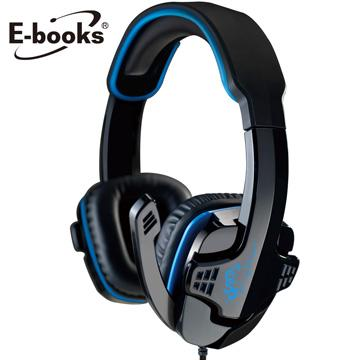 E-books S25 电竞头戴耳机麦克风(E-EPA087)