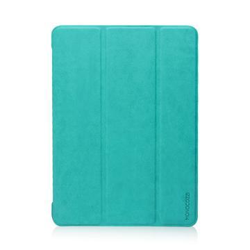 Monocozzi iPad Air 2 輕薄站立皮套-藍(MO-IPADA2-FOLIO-01B)