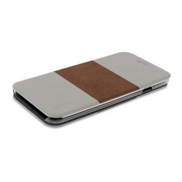 【iPhone 6 Plus】ahha 超薄雙色保護套-灰(A908013)
