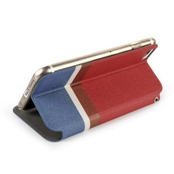 【iPhone 6 Plus】ahha 異國風止滑保護套-紅(A908015)