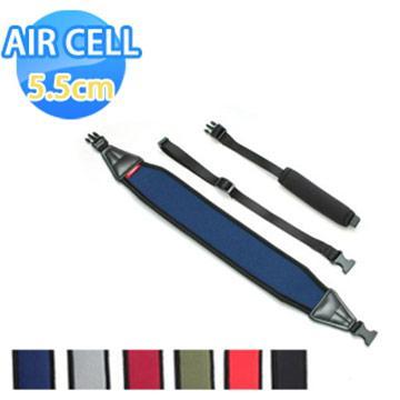 AIR CELL-03 韓國5.5cm顆粒相機背帶 亮眼紅(03亮眼紅)