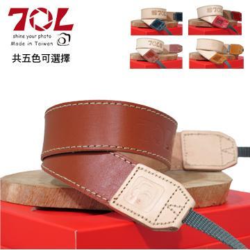 70L SL3501 PLUS 真皮彩色相機背帶 駱駝棕(駱駝棕)