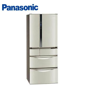 Panasonic 560公升ECONAVI 1級六門變頻冰箱(NR-F567MV-L (香檳金))
