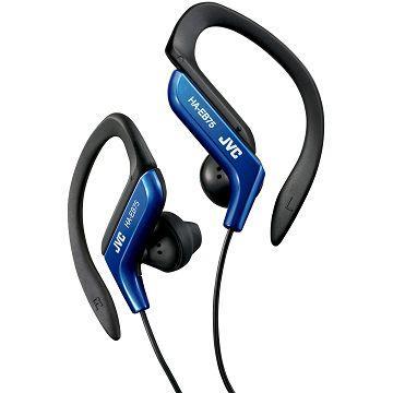 JVC HA-EB75運動型防水耳掛耳機-藍(HA-EB75-A)