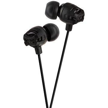 JVC HA-FX101密閉型立體聲耳機-黑(HA-FX101-B)