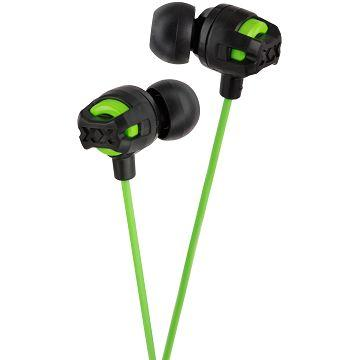 JVC HA-FX101密閉型立體聲耳機-綠(HA-FX101-G)
