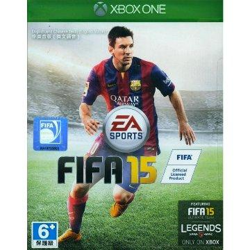 XBOX ONE-FIFA 15 (中英合版)(PAX0006299758)