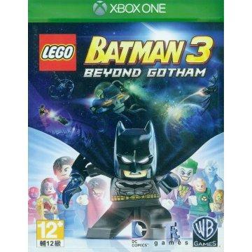 XBOX ONE-樂高蝙蝠俠3: 飛越高譚市(英文版)(921-68151)