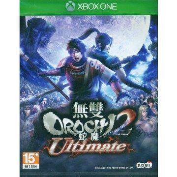 XBOX ONE-無雙蛇魔 2 Ultimate (中文版)(JES1-00357)