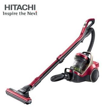 HITACHI 日本進口420W渦輪吸塵器(CVSX950T(炫麗紅))