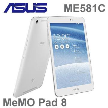 ASUS MeMO Pad ME581C 16G-WIFI/白(ME581C-1B016A)