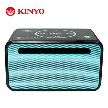 KINYO NFC/藍牙揚聲器 BTS-688