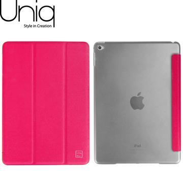 Uniq DUO系列 iPad Air 2保護套-桃紅(UNIQ-PD6TFD-DUOPNK)