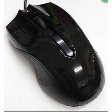 AMICE 卓越有線光學鼠(AMS-1404-UBK)
