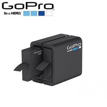 GoPro 4 雙USB電池充電器(AHBBP-401)