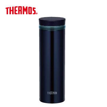 膳魔師輕量型不鏽鋼保溫瓶-黑色(JNO-500-BK)