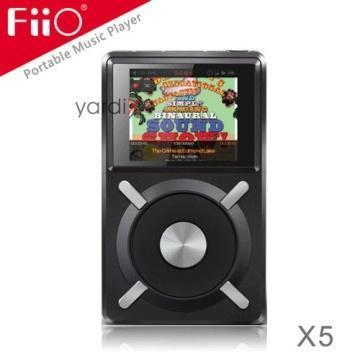 FiiO X5專業隨身Hi-Fi音樂播放器(X5)