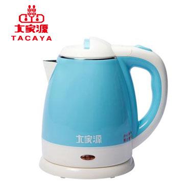 大家源1.2L不鏽鋼防燙快煮壺(TCY-2752)
