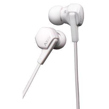JVC HA-FX17 入耳式耳機-白(HA-FX17-W)
