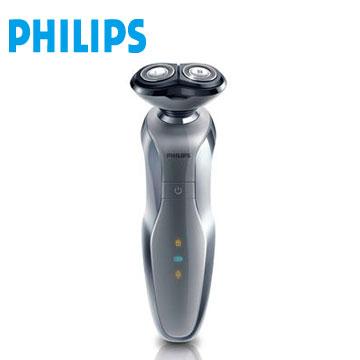 [福利品] 飛利浦銳鋒系列兩刀頭全水洗電鬍刀