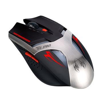 T.C.STAR 電競有線光學滑鼠TCN290RD-紅(TCN290RD)價格